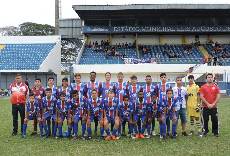 Com vitórias em Amparo, Grêmio sub11 e sub13 sobem na classificação