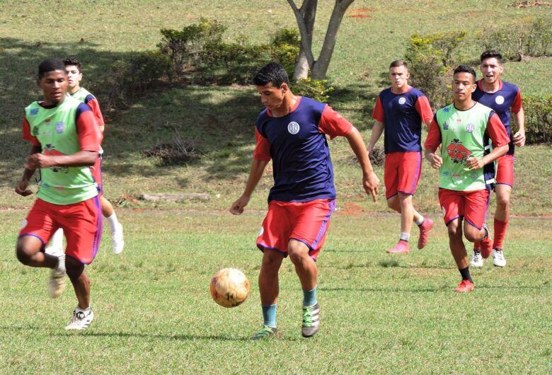 Sub-20 do Grêmio recebe o Comercial no Luisão; Sub11 e sub13 jogam em Amparo