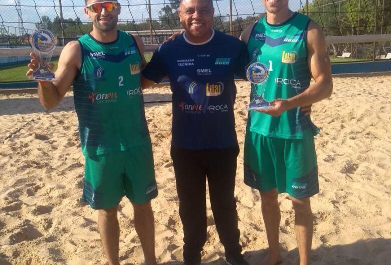 São Carlos perde para Limeira; vôlei de praia conquista mais uma etapa do campeonato da APV