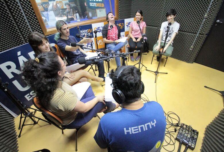 Na computação da USP São Carlos, alunos fazem até programa de rádio