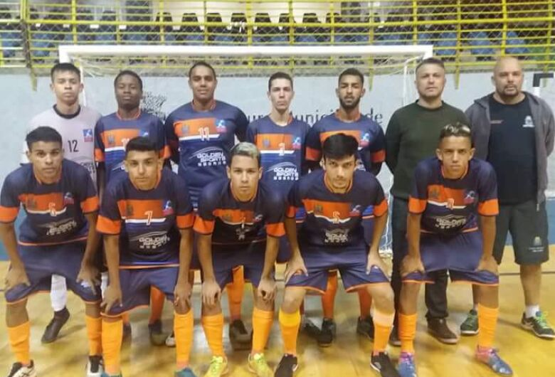 Asf São Carlos joga bem, mas 'cai' em Cordeirópolis