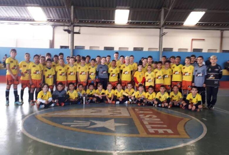 Multi Esporte realiza Festival de Futsal