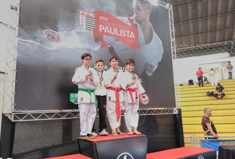 Associação Wada classifica três atletas para o Campeonato Brasileiro Escolar