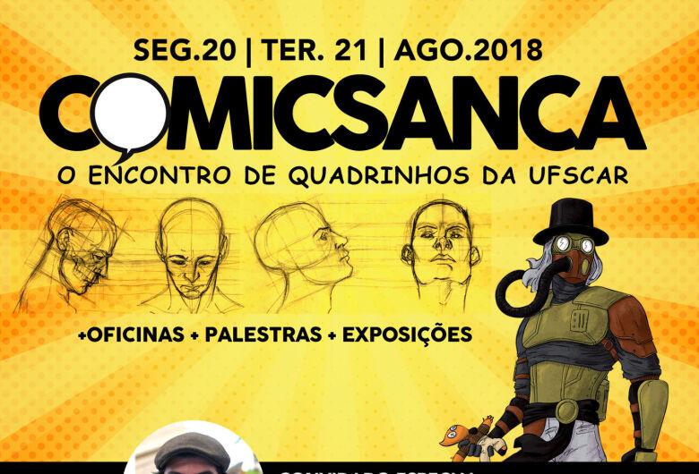 Colecionadores e amantes das histórias em quadrinhos irão se reunir em São Carlos