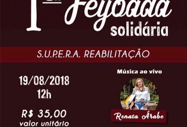 ONG Supera realizará neste domingo sua primeira feijoada solidária