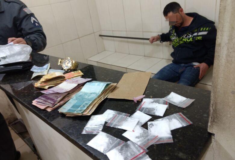 Dono de bar é acusado de tráfico de drogas