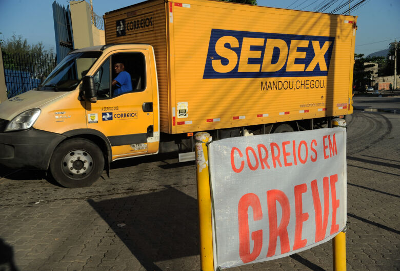 Funcionários dos Correios podem entrar em greve na próxima terça-feira