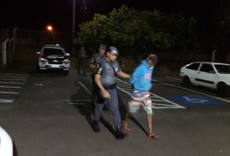 Procurado por tráfico é detido na Vila Jacobucci