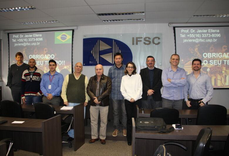 Representantes do Legislativo de São Carlos visitam IFSC/USP