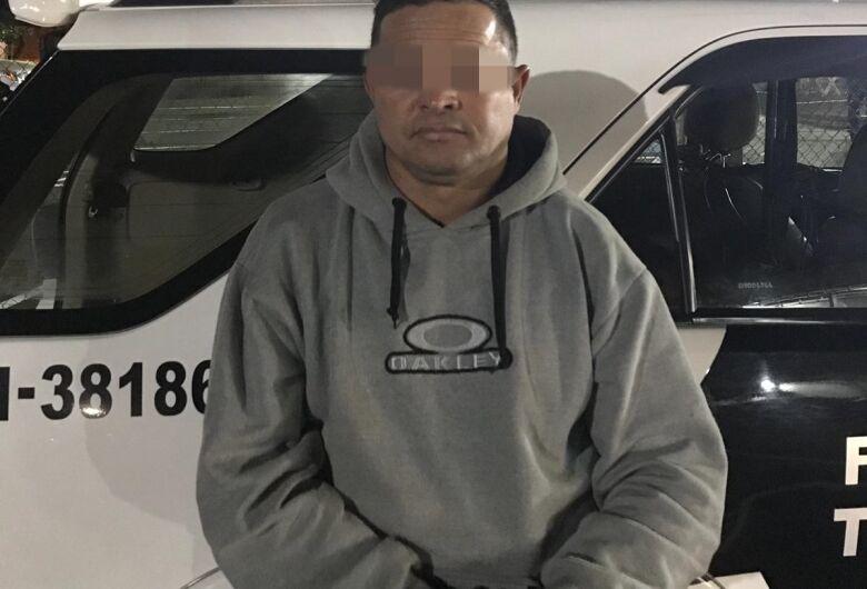 Acusado de furtos a cofres e caixas eletrônicos, Baiano é detido pela Força Tática