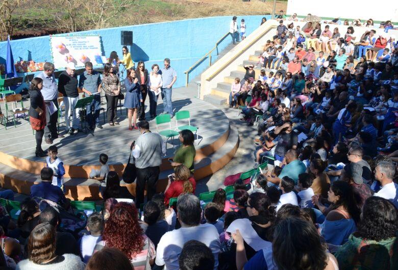 Escola Municipal completa 20 anos em São Carlos