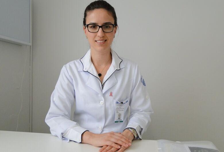 Médica de São Carlos desenvolve projeto em parceria com a Sociedade Brasileira de Oncologia