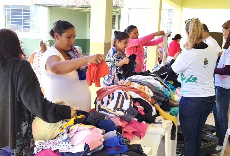 Santa Felícia recebe o Fundo Social Itinerante
