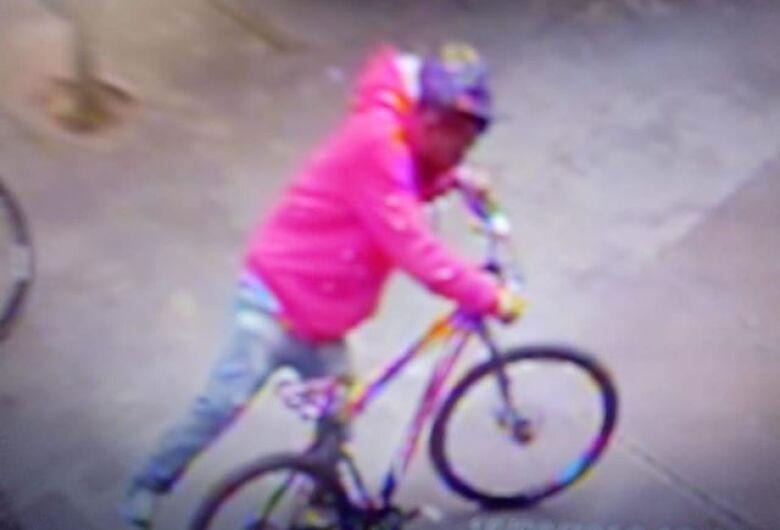 Bicicleta é furtada dentro de escola