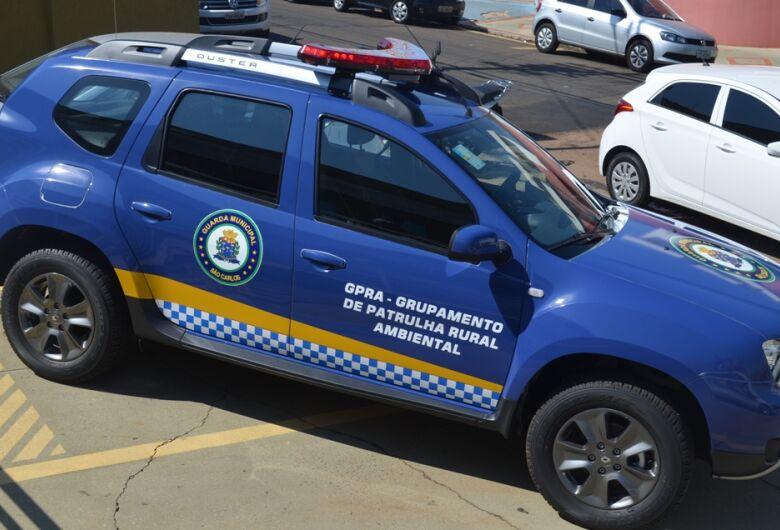 Guarda Municipal divulga relatório de atividades