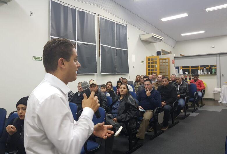 Paraná Filho reúne-se com Guarda Municipal para construir plano de carreira da categoria