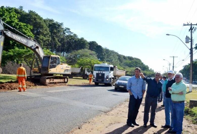 DER finaliza duplicação da rua Coronel José Augusto de Oliveira Salles