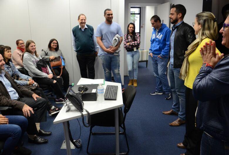 Curso leva alunos para conhecer Grupo Segurador Banco do Brasil e Mapfre