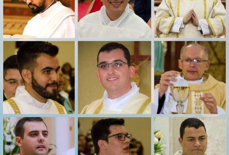 Diocese de São Carlos ganha nove novos sacerdotes