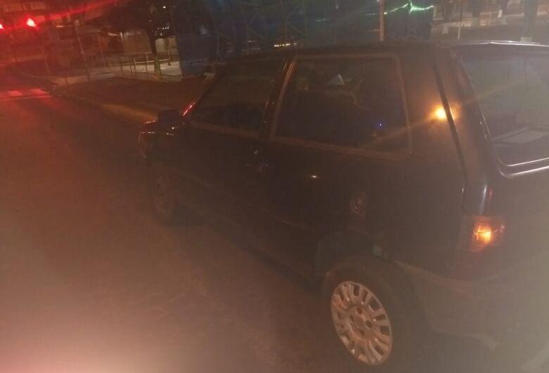 Veículo furtado é localizado antes do proprietário registrar queixa
