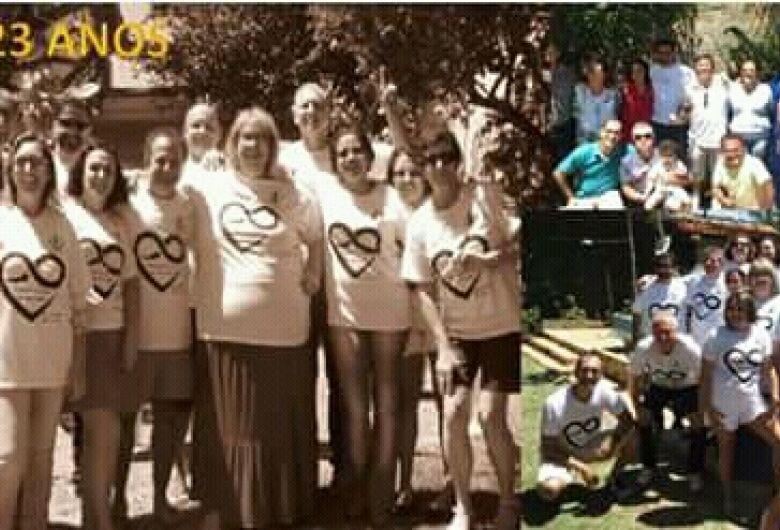 Após 25 anos, turma de 1993 da Fadisc se reúne em São Carlos