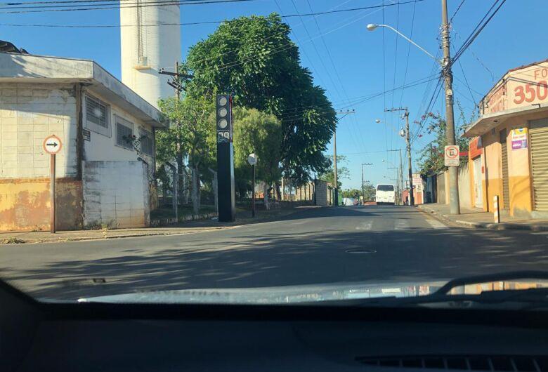 Prefeitura instala novos semáforos em São Carlos