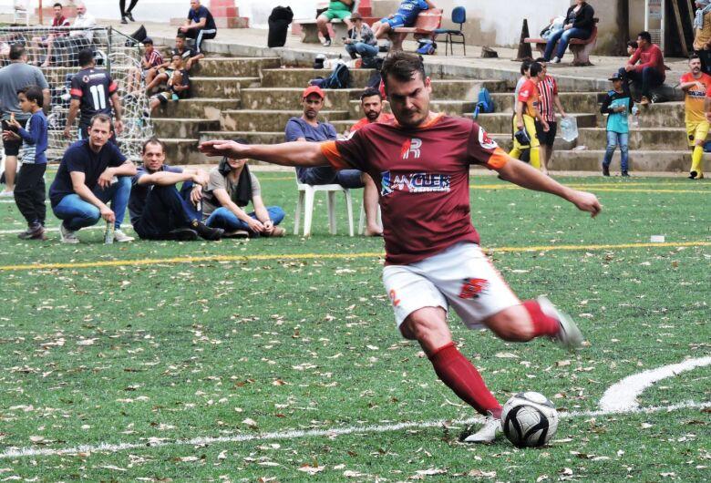 Segunda rodada da Copa Comesc agita o CT do São Carlos