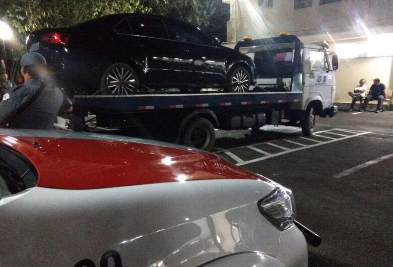 Irmãos adolescentes envolvidos em roubo de carro são apreendidos pela PM