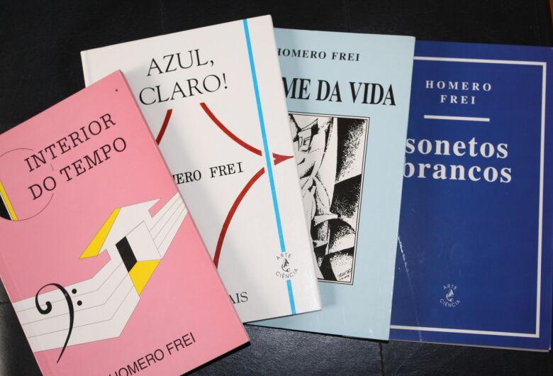 """Homero Frei, """"poeta do Brasil"""""""