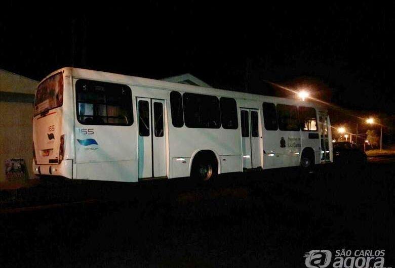 Dupla assalta ônibus no Cidade Aracy