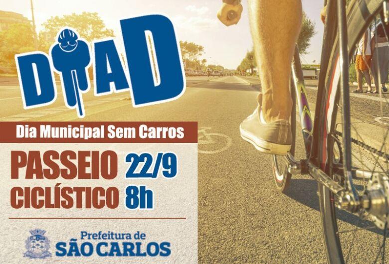 Ciclistas vão parar as Avenidas Getúlio Vargas e São Carlos