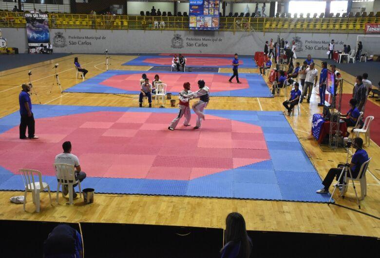 Etapa final do Paulista reúne 240 atletas em São Carlos