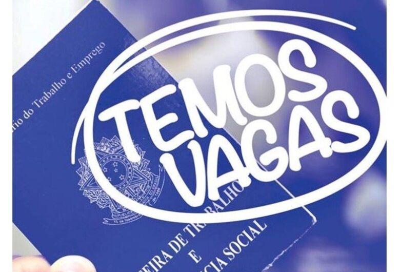 Balcão do SCA oferece 51 vagas de emprego