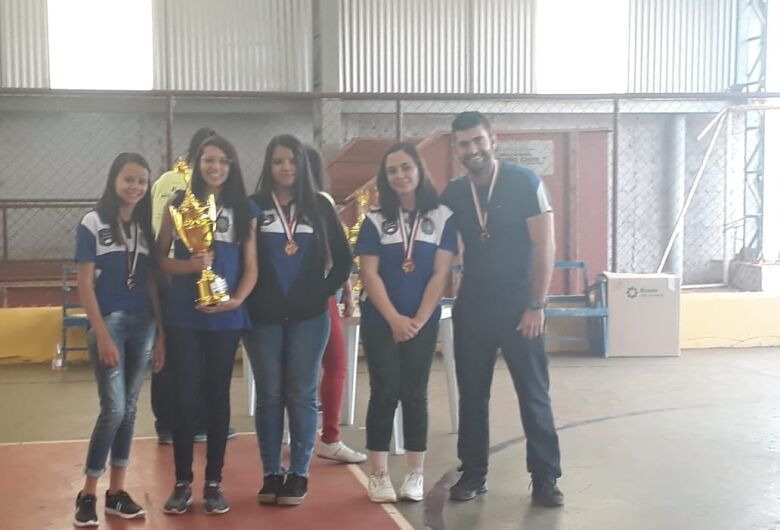 Atletas de Ibaté conquistam 3° lugar nos Jogos Escolares