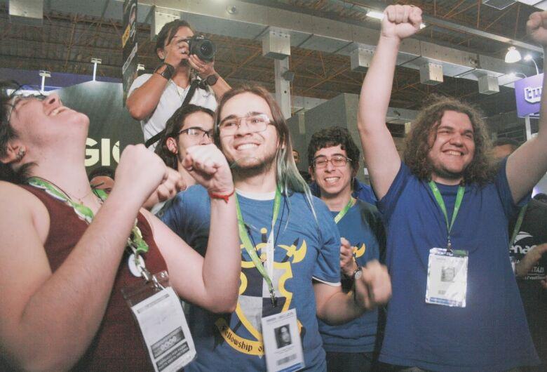 Alunos da USP São Carlos são campeões em competição na maior feira de games da América Latina