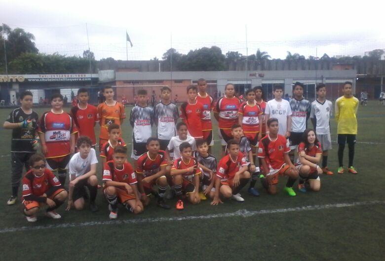 Mult Sport realiza jogos amistosos com o Corinthians
