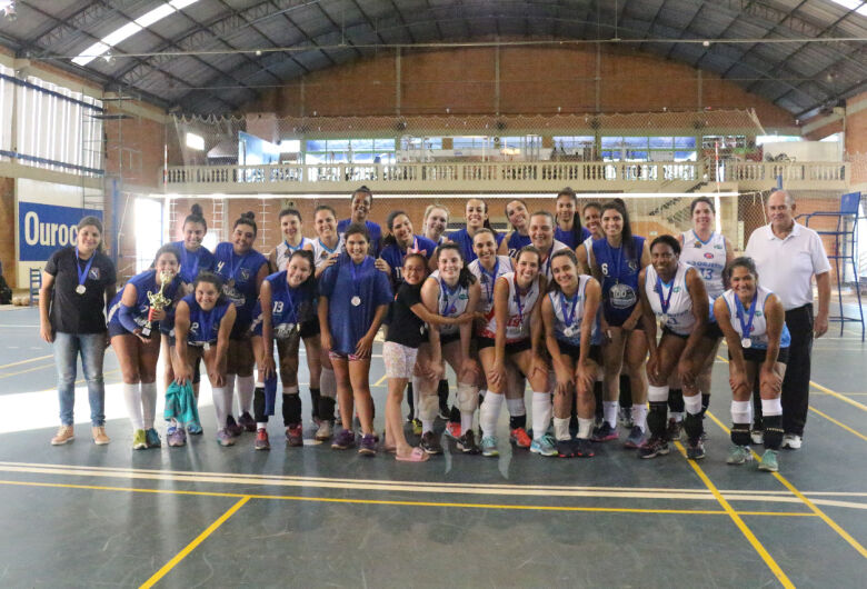 Viradouro leva a melhor e vence Objetivo/Illic/Smel na final da Copa AABB