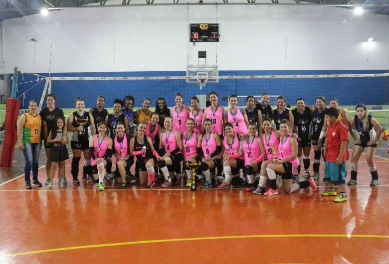 São Carlos Clube B leva o título da Série Bronze