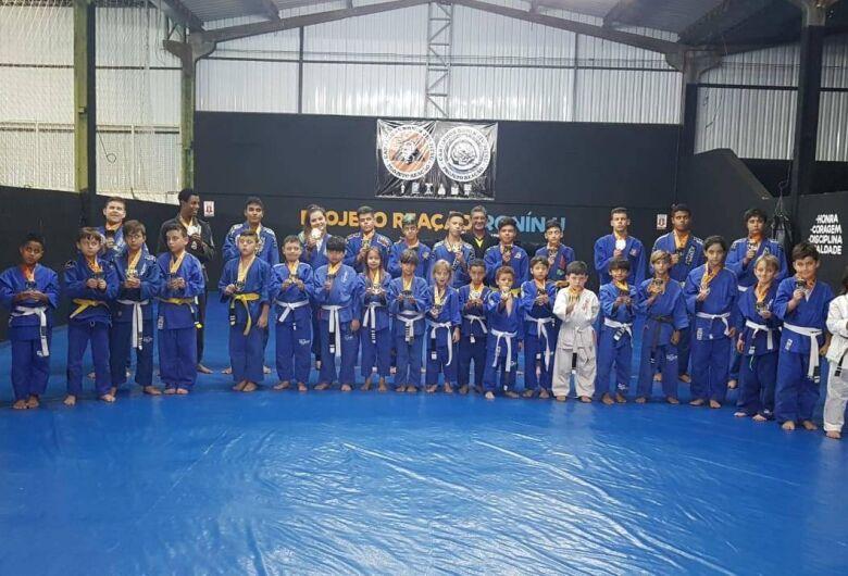 Projeto Reação brilha no Paulista de Jiu-Jitsu