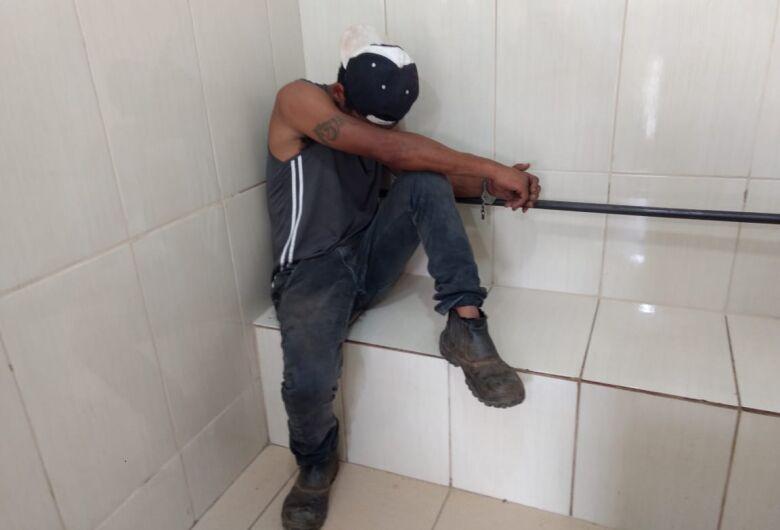 Procurado por roubo é detido em Ribeirão Bonito