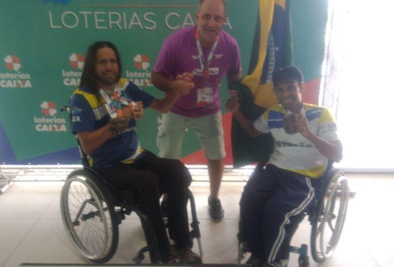 Atletas ACDs de São Carlos fecham Brasileiro com chave de ouro