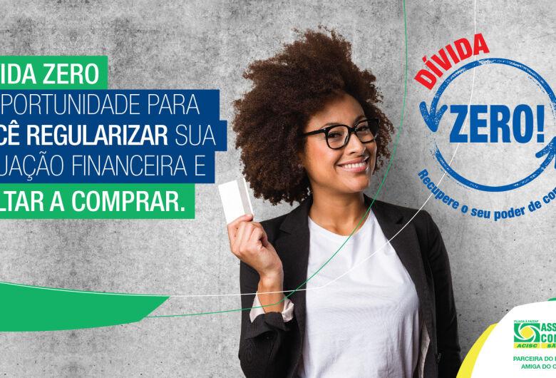 Acisc lança campanha para consumidor negociar e quitar dívidas com desconto