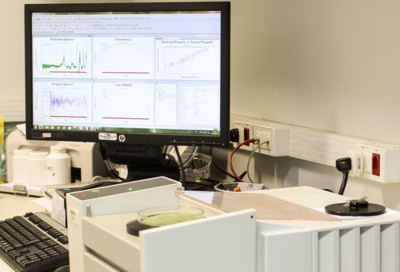 Embrapa São Carlos realiza curso com foco em espectroscopia