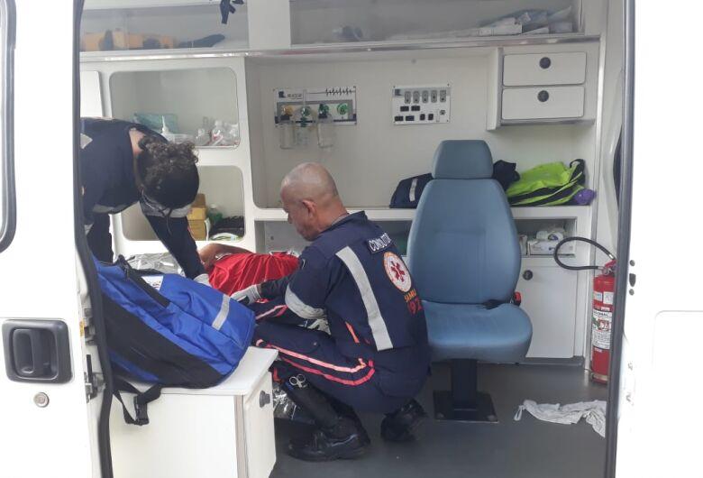 Em coma alcoólico, estudante é socorrido no Terminal Rodoviário