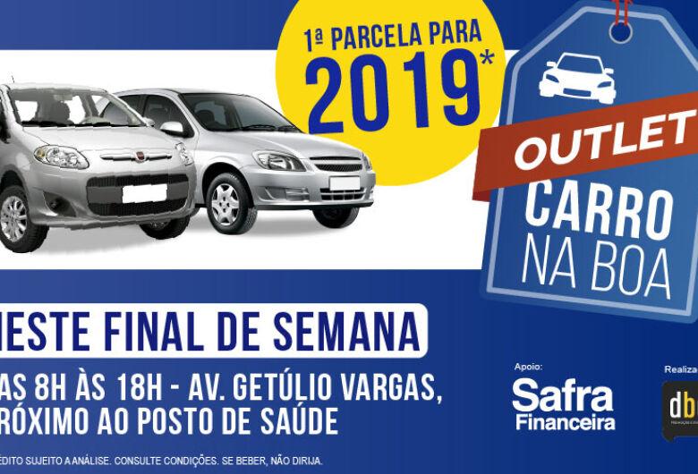 Feirão de carros na Getúlio Vargas é oportunidade de fazer um bom negócio