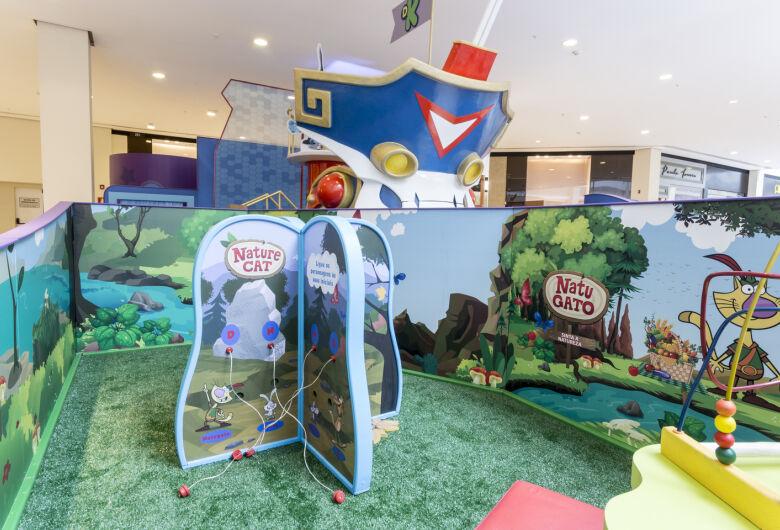 Iguatemi São Carlos recebe o D Kids Arena, evento do canal Discovery Kids