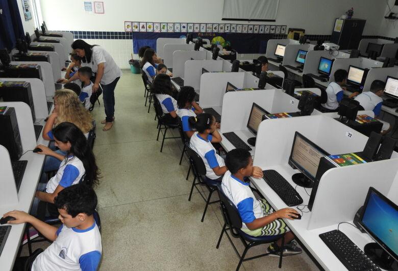 Zé Parella inicia avalições online na rede municipal de educação de Ibaté