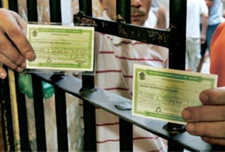 Eleitor não pode ser preso até a próxima terça-feira