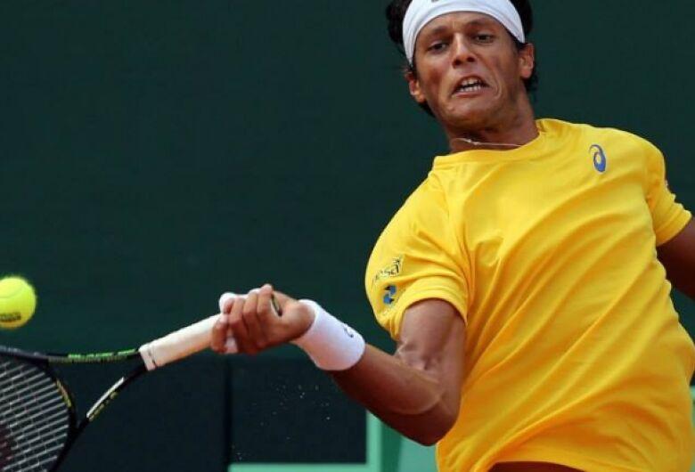 Feijão confirma presença no São Carlos Open de Tênis