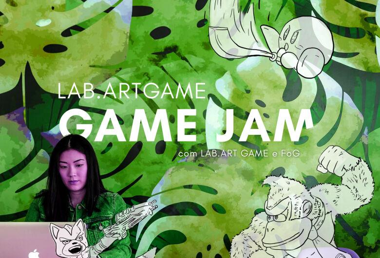 Coletivo LabArtGame realiza sua 1ª Game jam em parceria com alunos da USP São Carlos
